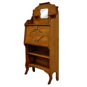 pics photos secretary desk antique oak