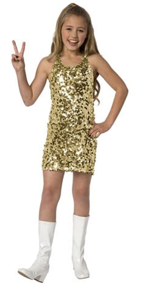 Get Mod Chic To Rival The 60s Pin Ups by 60 S Tween Costumes Tween 60s Mod Chic Costume