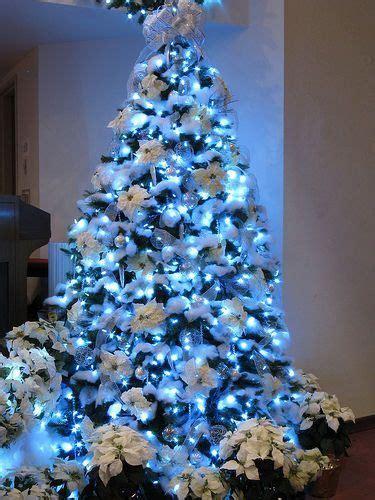 white christmas tree with purple lights white tree with blue and purple decorations psoriasisguru