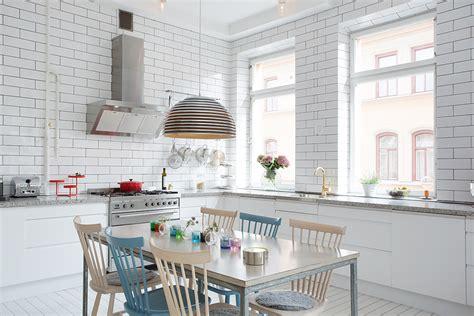 white in swedish swedish apartment