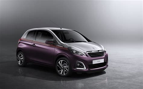 2015 Peugeot 108 Wallpaper Hd Car Wallpapers