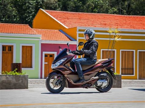 Pcx 2018 Novidades by Novo Honda Pcx 150 2017 233 Lan 231 Ado Motorede