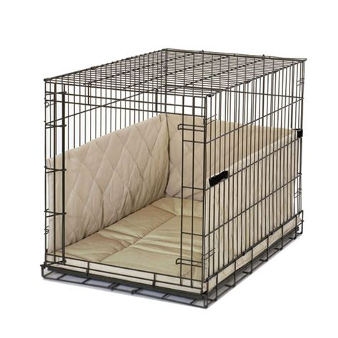 crate a puppy plush crate bedding crate bed covers bumpers