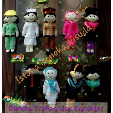 Boneka Wisuda Untuk Bidan boneka wisuda flanel 0815 1463 6699 istana boneka