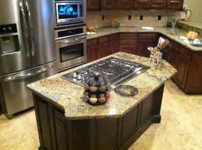 stove on kitchen island 28 best island cooktop images on kitchen ideas