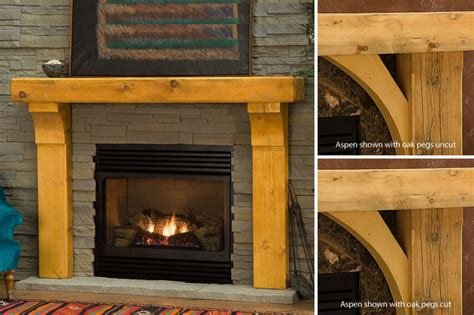 rustic wood mantels for fireplace gallatin timber wood fireplace mantel rustic indoor