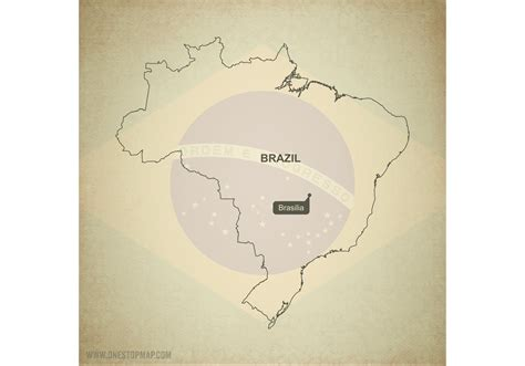 free vector maps free vector map of brazil free vector at vecteezy