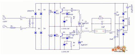 circuit diagram of electronic choke need tr based electronic ballest circuit diagram and