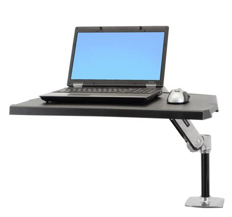 Ergotron Workfit P Sit Stand Workstation Ergotron Sit Stand Desk
