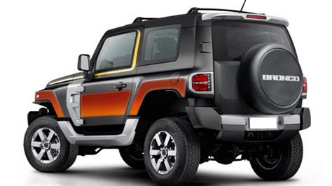 future ford bronco the history and future of the ford bronco autoblog