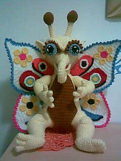 amigurumi artist patterns ravelry fairy butterlfy pattern by amigurumi artist