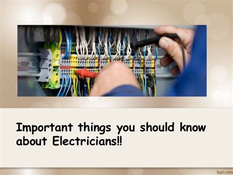 things you should know general info wood stairs important things you should know about electricians