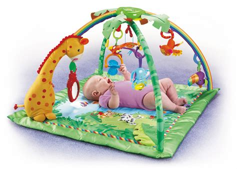 Baby Floor Mats India Shop For Fisher Price Rainforest Melodies Lights Deluxe
