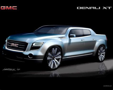 gmc sedan concept 2018 gmc denali xt concept car photos catalog 2018