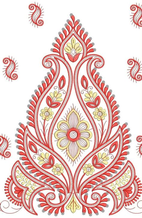 pattern and motif searches saree border designs for embroidery google search