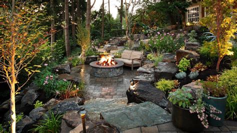 Garden Firepits Photos Hgtv
