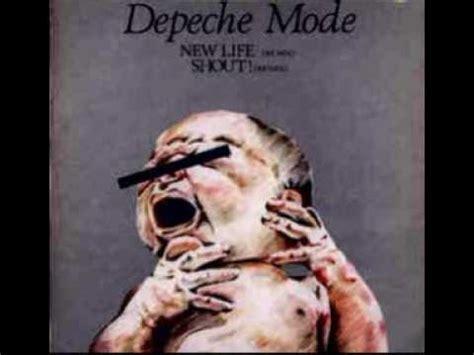depeche mode shout depeche mode shout youtube