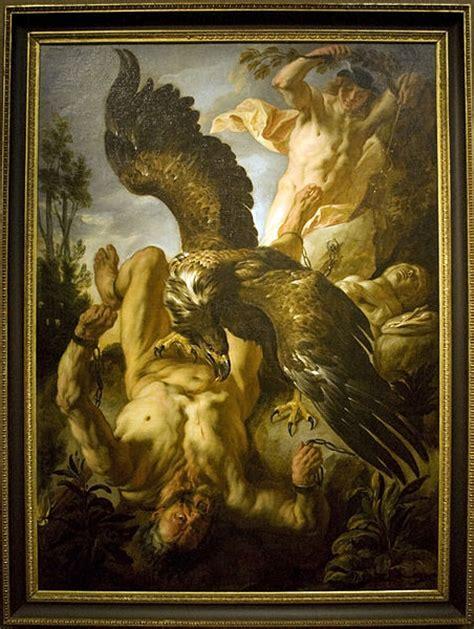 themes in the story of prometheus prometheus and pandora photos