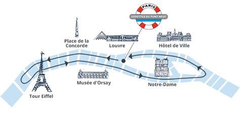 bateau mouche vedette pont neuf 5 tage stadtbesichtigung paris lupesi travel routes