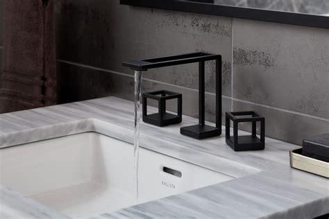 Kohler Kallista Sink by Kallista Kallista Grid Sink Faucet And Cube Handles Clios
