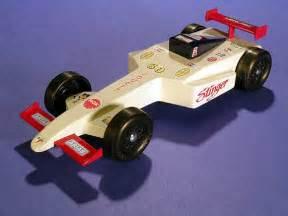 help making indy or formula one type car derby talk