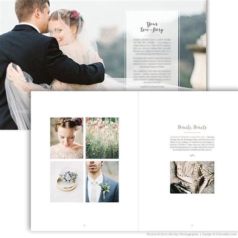 Wedding Photography Brochure Design by 25 Best Ideas About Wedding Brochure On