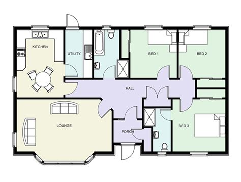 Home Plan Ideas House Designs Gallery E H Building Contractors Ltd
