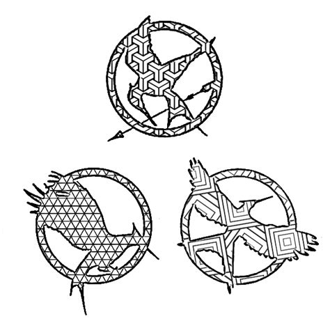 coloring pages hunger games colouring pages excerpts from my cranium