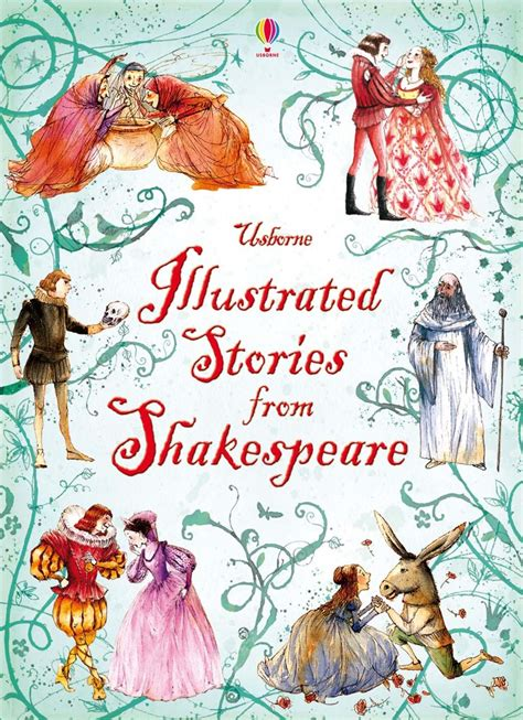 illustrated new year story illustrated stories from shakespeare at usborne children