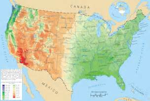 file average precipitation in the lower 48 states of the