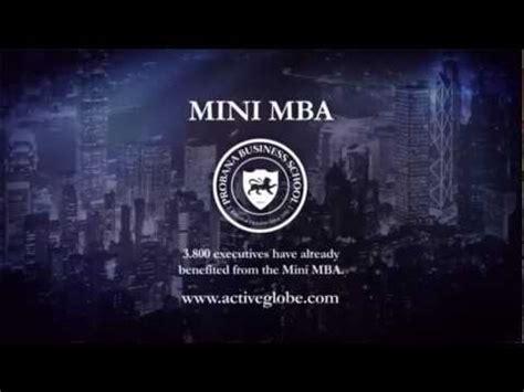 What Is A Mini Mba Program by Probana Business School Mini Mba