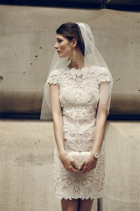 Tendence And Cavile by Tendance Mode 60 Des Plus Belles Robes De Mariage Civil