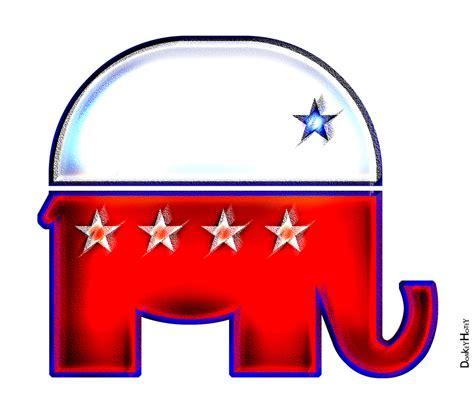 Republican Elephant - Icon   Republican Elephant - Icon ... Y Logo 3d