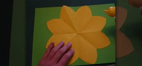 how to make flower pop up cards how to make a flower pop up card 171 papercraft