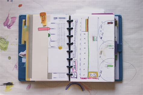 arc notebook templates discbound or bust amanda hawkins ahhh design