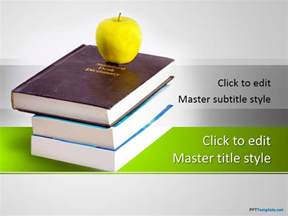 Book Powerpoint Templates by Education Ppt Templates Free Educational Slides For