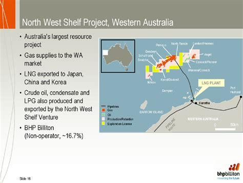 West Shelf Venture by Logo
