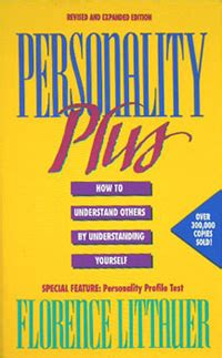 Personality Plus personality plus book review by stoney degeyter