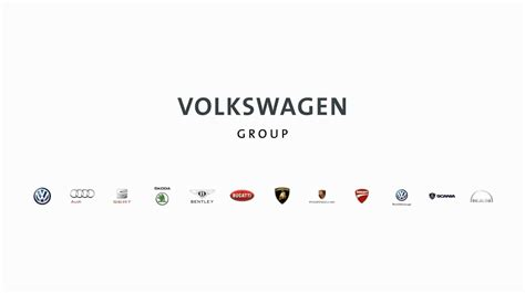 volkswagen group logo volkswagen group brands youtube