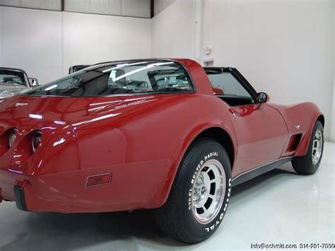 1979 corvette l82 value 1979 corvette coupe l82 daniel company