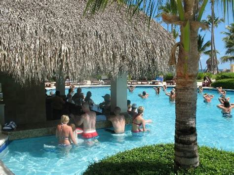 pool bar   Picture of Dreams Palm Beach Punta Cana, Punta Cana   TripAdvisor