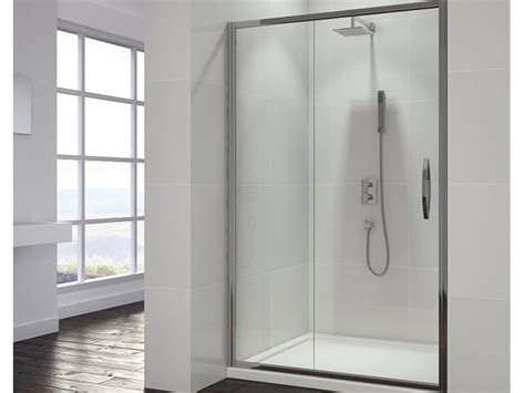 Beo Classic Sliding Shower Door 1200 X 1900mm Shower Door 1200