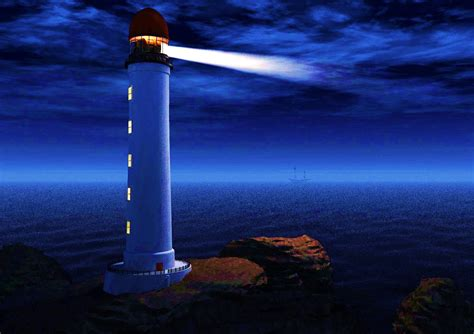 light house at night night lighthouse clipart explore pictures