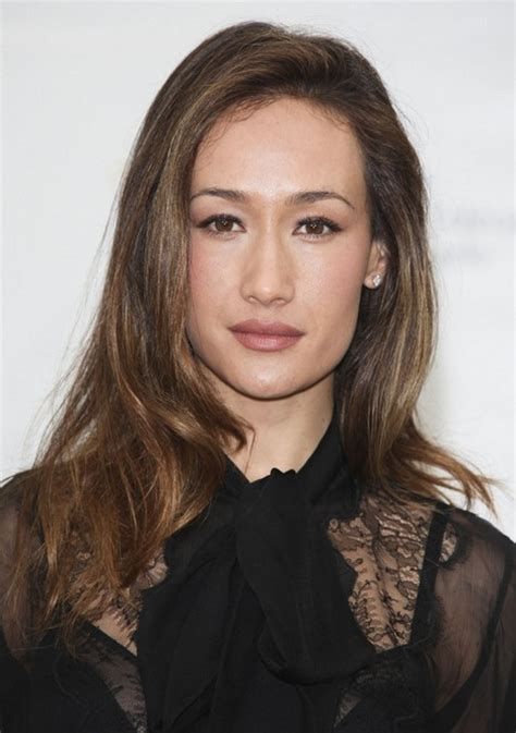 curly q hairstyles 20 maggie q hairstyles hairstyles to make you captivating