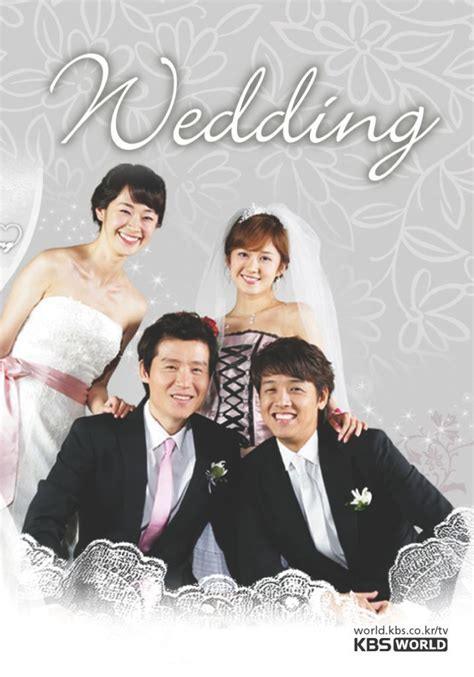 Wedding Korean Drama by Quot Wedding Quot Is A 2005 Korean Comedy Starring Ryu Si