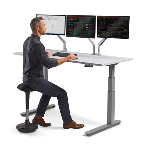 adjustable desks for standing or sitting amazing standing sitting desk with regard to adjustable