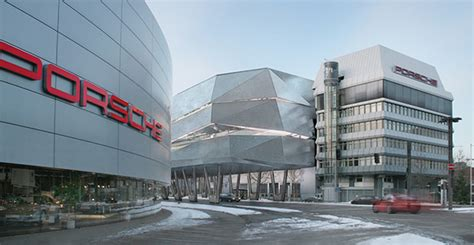 stuttgart porsche factory porsche factory design in stuttgart on behance