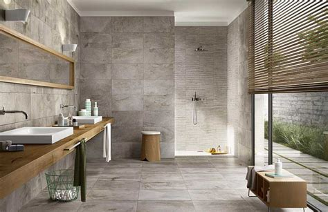 küchenboden trends badezimmer holzoptik idee