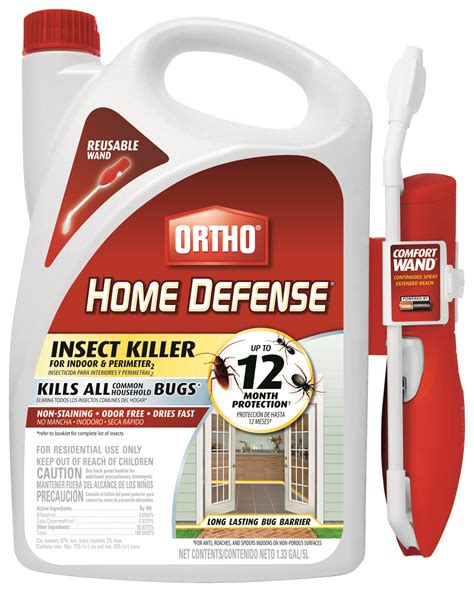 ortho home defense bed bugs ortho 174 home defense insect killer for indoor perimeter