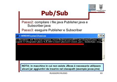 tutorial java jms tutorial su jms java message service